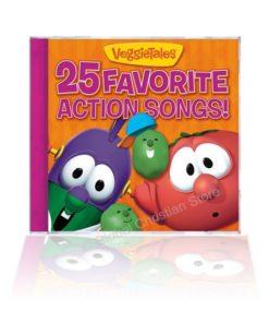 25 Favourite Action Songs - VeggieTales