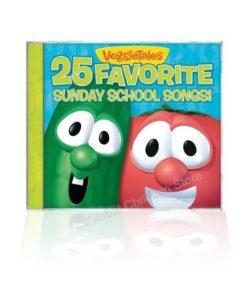 25 Favourite Sunday School Songs - VeggieTales