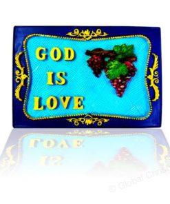 3D Frame - GOD IS LOVE