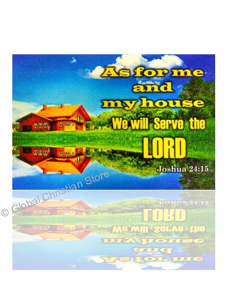 Foam Small Bible Verse
