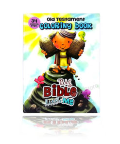 Big Bible Little Me- OLD TESTAMENT