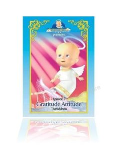 Gratitude Attitude : Thankfulness (Episode 2) Cherub Wings
