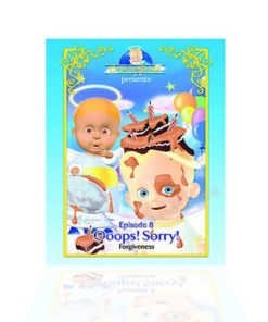 Ooops! Sorry! : Forgiveness (Episode 8) Cherub Wings
