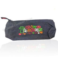 Give Thanks - Ladies pouch