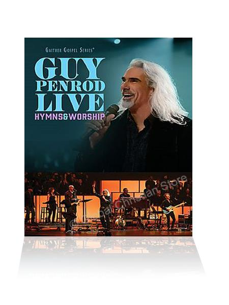 Guy Penrod Hymns Dvd Cd Deluxe Edition Global