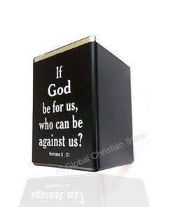 If God Is for us - Pen Stand Desk Organizer