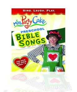 Miss Patty Cake. Pre School Bible Song