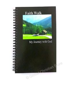 Faith Walk - Large Sized Diary