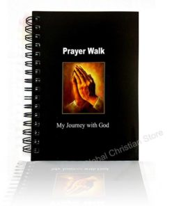 Prayer Walk - Small Sized Diary