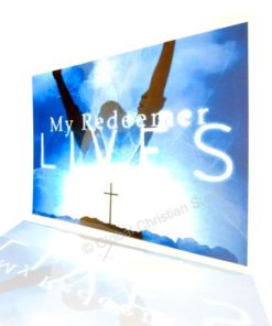 My Redeemer Lives - Lamination Poster