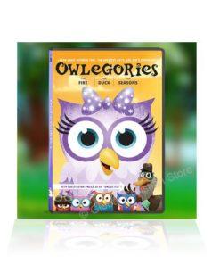 Owlegories Vol. 3 - The Fire