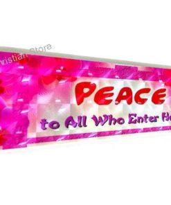 Foam Phrase Board - Rectangular Wall Stick