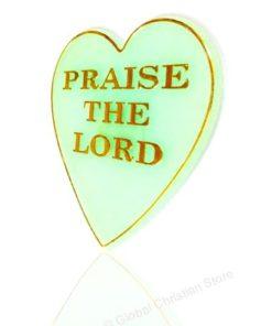 Praise the Lord - Heart Shape