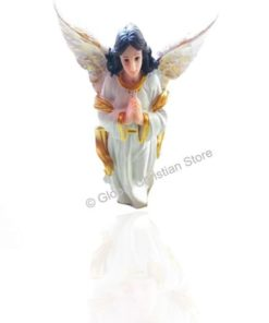 Standing Praying Angel Statue
