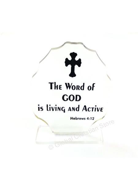 Acrylic God's word