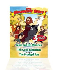 The Begginners Bible - Vol 3  Jesus and His Miracles