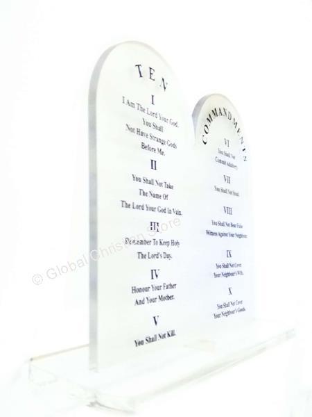 10 Commandments - Large