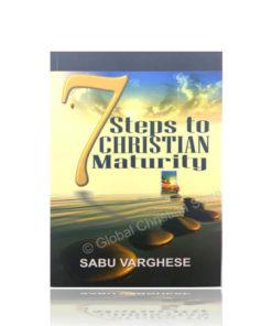 7 Steps to Christian Maturity
