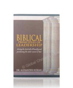 Biblical Principles of Leadership