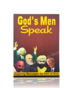 God's Men Speak