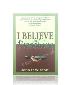 I Believe in Preaching