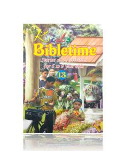 Kids' Bibletime 13