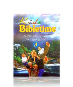 Kids' Bibletime 3