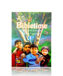 Kids' Bibletime 4
