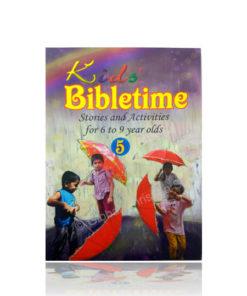 Kids' Bibletime 5