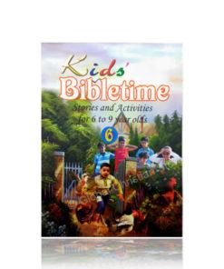 Kids' Bibletime 6