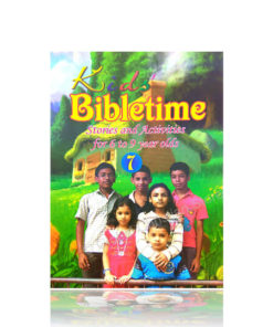 Kids' Bibletime 7