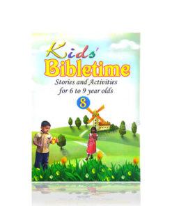 Kids' Bibletime 8
