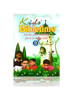 Kids' Bibletime 9