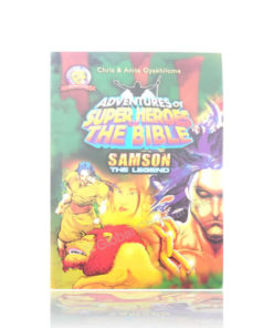 SAMSON The Legend - Adventures of Super Heroes of the Bible