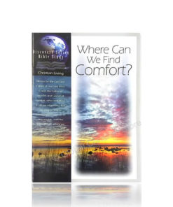 Where Can We Find COMFORT?